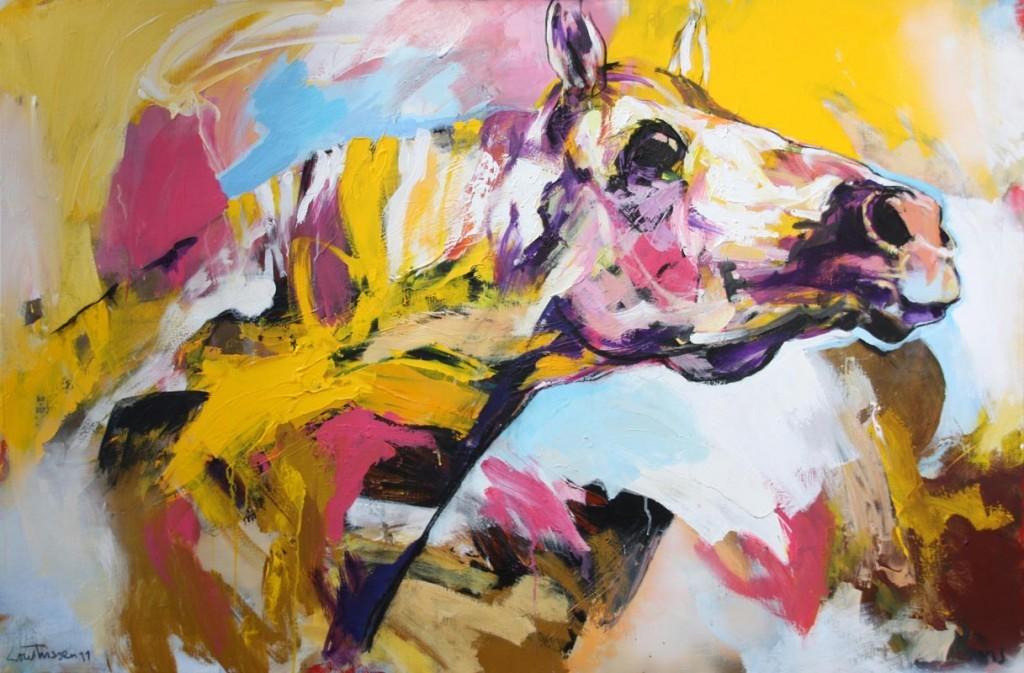 Cavallo giallo