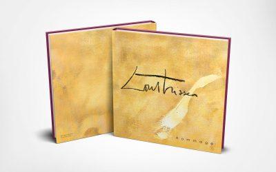 Lou Thissen kleurt het leven in zijn nieuwe boek: Hommage